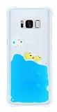 Samsung Galaxy S8 Sulu Ördek Rubber Kılıf