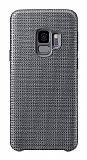 Samsung Galaxy S9 Orijinal Hyperknit Gri Kılıf