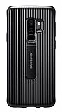 Samsung Galaxy S9 Plus Orijinal Standlı Siyah Kılıf