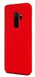 Samsung Galaxy S9 Plus Rainbow Kırmızı Silikon Kılıf