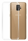 Samsung Galaxy S9 Ultra İnce Şeffaf Silikon Kılıf