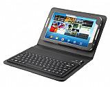 Samsung Galaxy Tab 3 7.0 Bluetooth Klavyeli Siyah K�l�f