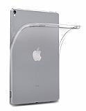 Apple iPad Air 2019 Şeffaf Silikon Kılıf