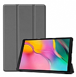 Samsung Galaxy Tab A 10.1 2019 T510 Slim Cover Gri Kılıf
