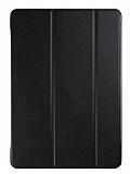 Samsung Galaxy Tab A 2016 T580 Slim Cover Siyah Kılıf