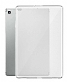 Samsung Galaxy Tab A7 Lite T225 Şeffaf Silikon Kılıf