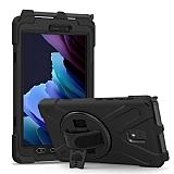 Samsung Galaxy Tab Active 3 T577 Standlı Ultra Koruma Kılıf