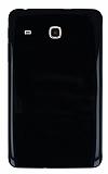 Samsung Galaxy Tab E 8.0 T377 Siyah Silikon Kılıf