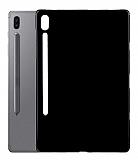 Samsung Galaxy Tab S6 T860 Siyah Silikon Kılıf
