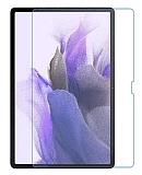 Samsung Galaxy Tab S7 FE LTE T737 Tempered Glass Tablet Cam Ekran Koruyucu