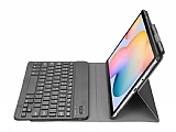 Apple iPad Pro 12.9 2020 Bluetooth Klavyeli Standlı Siyah Kılıf