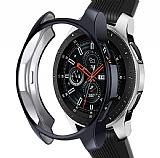 Samsung Galaxy Watch 3 Dark Silver Silikon Kılıf 41mm