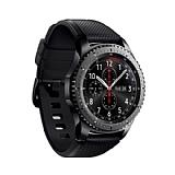Samsung Gear S3 Frontier Dark Grey Akıllı Saat