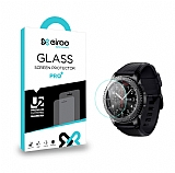 Eiroo Samsung Gear S3 Tempered Glass Cam Ekran Koruyucu