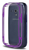 Samsung i8190 Galaxy S3 mini Bumper �er�eve Mor K�l�f