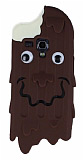 Samsung i8190 Galaxy S3 mini �ikolatal� Eriyen Dondurma Silikon K�l�f