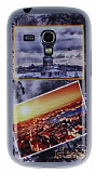 Samsung i8190 Galaxy S3 mini �stanbul Kartpostal Ultra �nce Silikon K�l�f