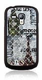 Samsung i8190 Galaxy S3 Mini Paris Ta�l� Rubber K�l�f