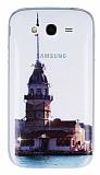 Samsung i9082 Galaxy Grand / i9060 Grand Neo Ta�l� K�zkulesi Ultra �nce Silikon K�l�f