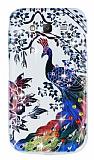 Samsung i9082 Galaxy Grand / i9060 Grand Neo Ta�l� Tavusku�u Silikon K�l�f