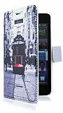 Samsung i9100 Galaxy S2 Taksim C�zdanl� Yan Kapakl� K�l�f