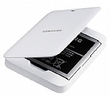 Samsung i9500 Galaxy S4 Orjinal Powerbank Extra Batarya ve Kit (2600mAh)