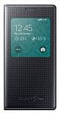 Samsung Galaxy S5 mini Orjinal Pencereli View Cover Siyah Kılıf
