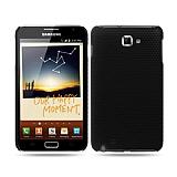 Samsung N7000 Galaxy Note Siyah Delikli K�l�f