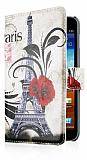 Samsung N7000 Galaxy Note Paris C�zdanl� Deri K�l�f