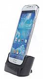 Cortea Eagle Samsung i9500 Galaxy S4 Dock Masa�st� �arj Aleti Extra Batarya Kiti
