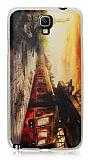 Samsung N7500 Galaxy Note 3 Neo Tren Sert Rubber Kılıf
