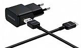 Samsung Orjinal Universal USB 3.0 Siyah Seyahat Şarj Aleti