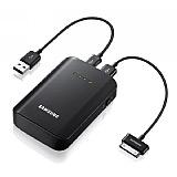 Samsung Orjinal Universal Ta��nabilir USB Yedek Siyah �arj �nitesi (9000mAh)