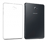 Samsung T580 Galaxy Tab A 10.1 2016 Şeffaf Silikon Kılıf