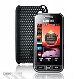Samsung S5233 Star Siyah Delikli K�l�f