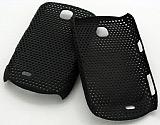Samsung S5570 Galaxy Mini Siyah Delikli K�l�f