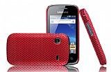 Samsung S5660 Galaxy Gio Bordo Delikli K�l�f