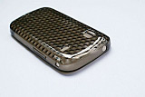 Samsung S5660 Galaxy Gio �effaf Siyah Silikon K�l�f