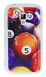 Samsung S7562 / S7560 / S7580 Bilardo Topu Ultra �nce Silikon K�l�f