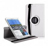 Samsung SM-T320 Galaxy Tab PRO 8.4 360 Derece Döner Standlı Beyaz Kılıf