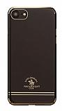 Santa Barbara Gatsby iPhone 7 Jet Black Rubber Kılıf