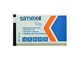 Simex Nokia 6303 Classic BL-5CT Batarya