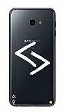 Çukur Lisanslı Samsung Galaxy A7 2017 Beyaz Kara Kuzular Logo Kılıf