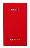 Sony CP-V5A Orjinal 5000 mAh Powerbank Kırmızı Yedek Batarya