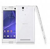 Sony Xperia C3 �nce Kristal K�l�f