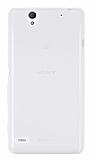 Sony Xperia C4 Şeffaf Silikon Kılıf