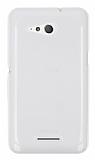 Sony Xperia E4g Şeffaf Silikon Kılıf
