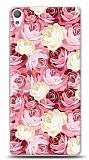 Sony Xperia E5 Çiçek Desenli 2 Kılıf