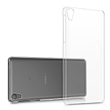 Sony Xperia E5 Şeffaf Kristal Kılıf