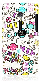 Sony Xperia ion LT28i Candy Sert Parlak Rubber K�l�f